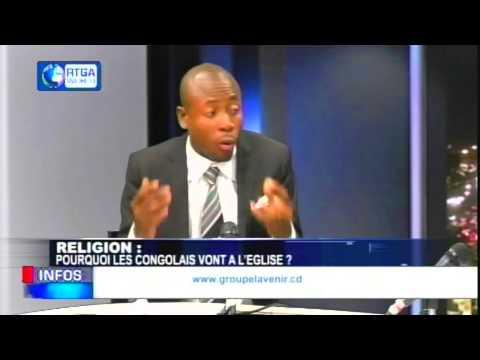 Pourquoi les Congolais aiment aller a l'Eglise