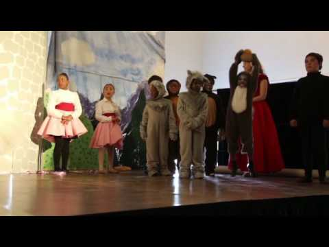 Bridgeport Hope School and Bridgeport International Academy,Rapunzel ending