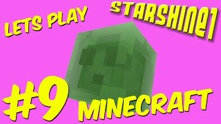 Let's play Minecraft: Part 9 Sky Village & Rollercoasters