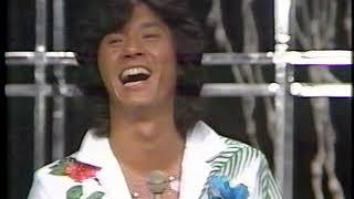 80年7月22日(火) 放送 スタジオ 参加してます(画像乱れあり) 一緒にスタ...
