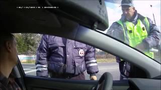 Беспредел на посту ДПС Б. Чапурники ( Волгоград ) ч.1(, 2015-10-18T15:39:22.000Z)
