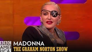 Madonna Gets Distracted | The Graham Norton Show | BBC America