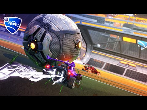 That Time I Played Against The Biggest Names In Rocket League