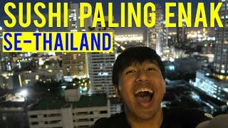 Download Video Sushi Paling Enak Se-THAILAND! MP3 3GP MP4