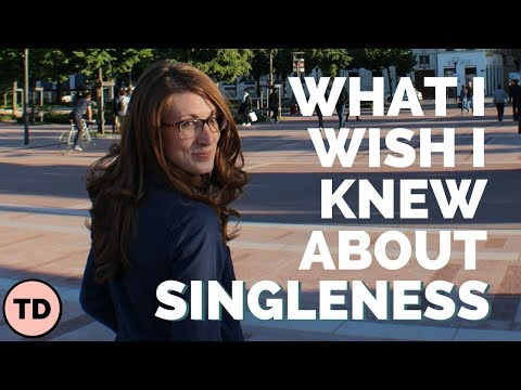 How to Enjoy Being Single (SPOILER ALERT: You don't always have to!) | Christian Single Girls