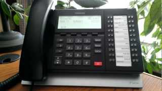 How to Transfer a Call to Voicemail using Toshiba Telephones ACC Telecom Video