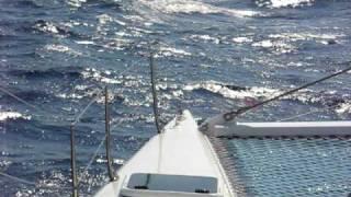 Sailing catamaran Wormwood 55