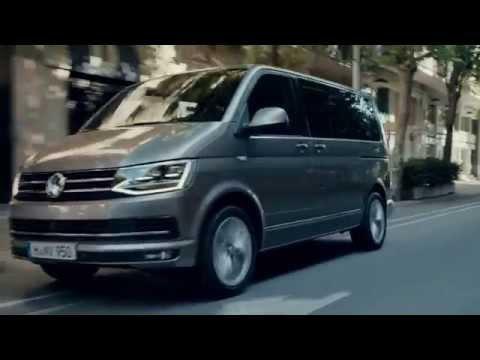 Новый Volkswagen Caravelle