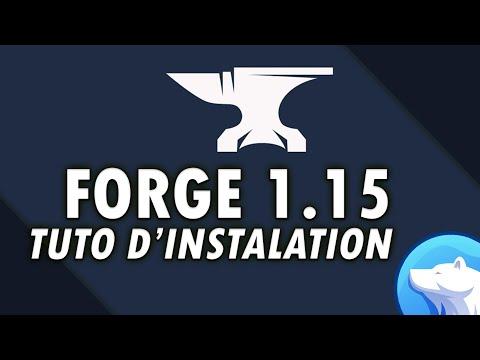 Installer Forge Pour Minecraft 1.15 !
