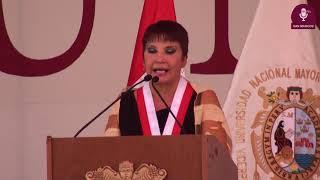 Tema: Bienvenida a ingresantes e Inauguración del Año Académico 2018