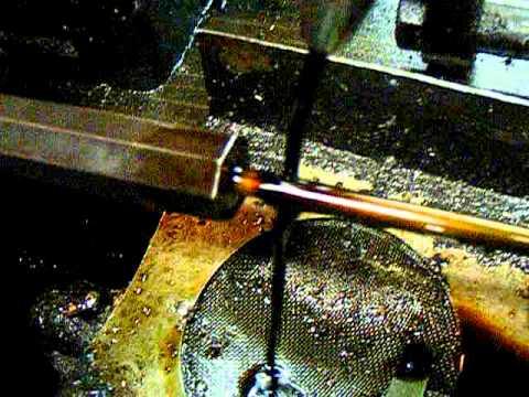 Pratt & Whitney Sine Rifler in action - Clip 2