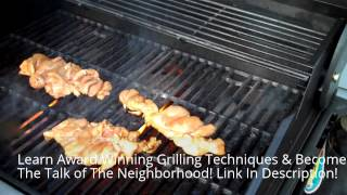 Grilled Chicken | How To Marinade Chicken | Grill Bbq Chicken Ultra Moist!!!