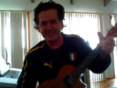 Steve Zirkler plays FOREVER Ben Harper on tenor ukulele