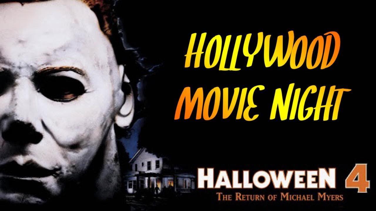 Halloween 4 Streaming Hd.Halloween 4 Watch Along Halloween Kills Tidbits Hollywood Movie Night Ep 2 Youtube