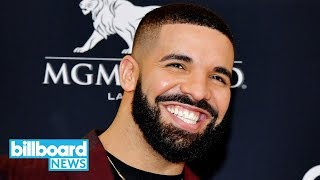 Drake Earns Ninth Billboard 200 No. 1 Album on With #39Care Package#39 Billboard News
