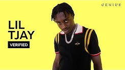 """Lil Tjay """"F.N"""" Official Lyrics & Meaning   Verified"""