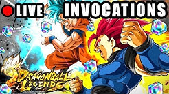 🔴 INVOCATIONS avant les 2 ANS DRAGON BALL LEGENDS