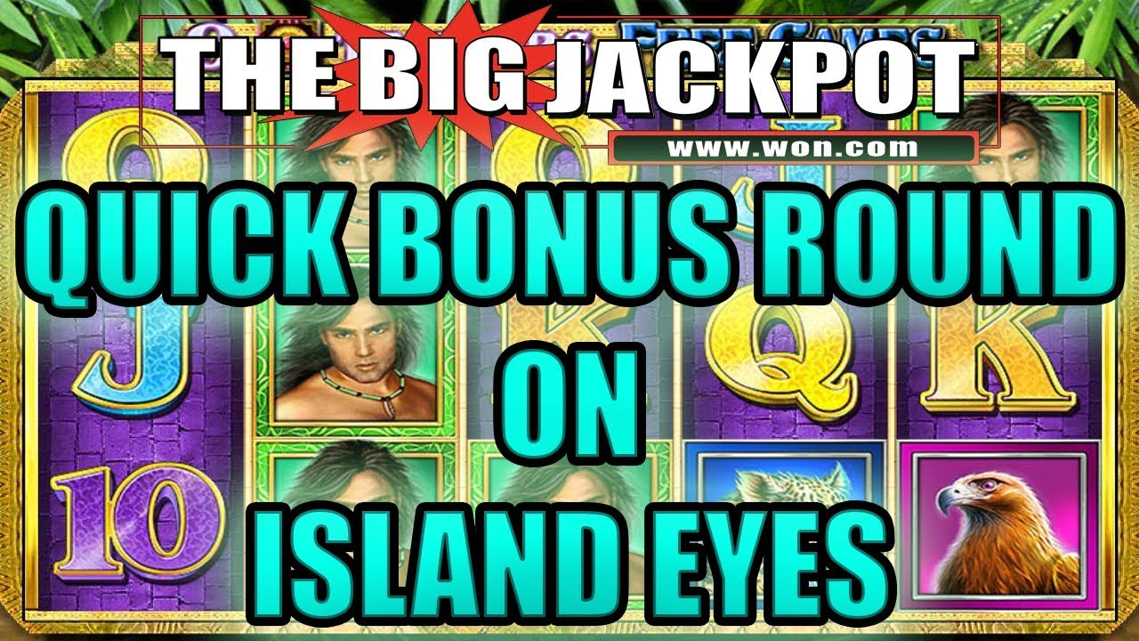 Island Eyes Slot Machine