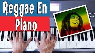 3 Ritmos Para Tocar Reggae En Piano - Como Tocar Piano.