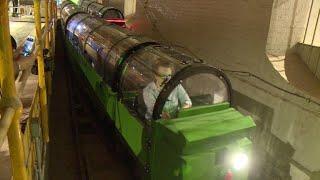 Baixar 'Túnel do tempo' londrino