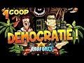 Fanta et Bob dans BroForce - Ep.1: DEMOCRATIE !