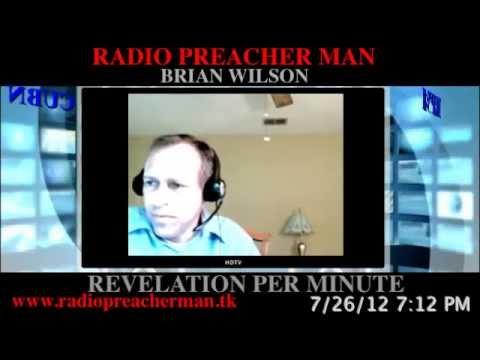 RADIO PREACHER MAN 7/26/2012