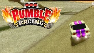 Rumble Racing (PS2) #1 - Rookie Cup 1 (No Mercy Gameplay)