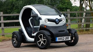Renault Twizy 2018 Car Review