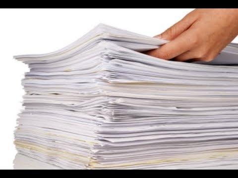 PRO101 - Перечень документов по ОТ в организации