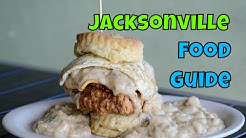 Jacksonville, Florida: 9 Restaurants You'll Want To Try