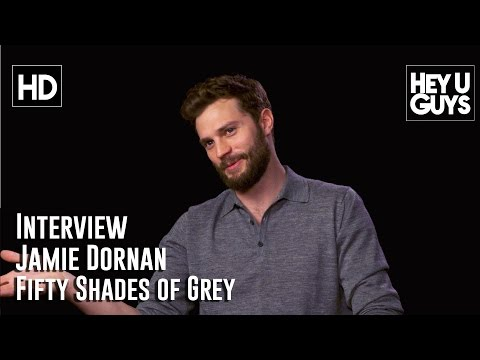 Jamie Dornan Interview - Fifty Shades Of Grey