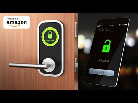 top-7-best-smart-locks-for-your-home-2019-20-|-available-on-amazon
