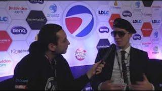 ESWC 2013 - Mon interview - Interview de DiGiDiX - Ce n'est pas une énorme blague