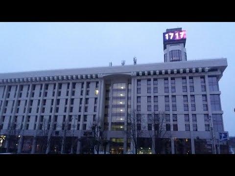 Обновленный Дом Профсоюзов и будущий Музей Революции