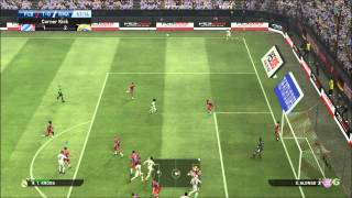 PES 2015 Gameplay (PC HD) [1080p]