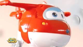 Giochi Preziosi - Super Wings Jett Super Trasformabile Deluxe