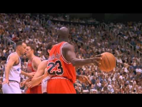 Michael Jordan Motivación