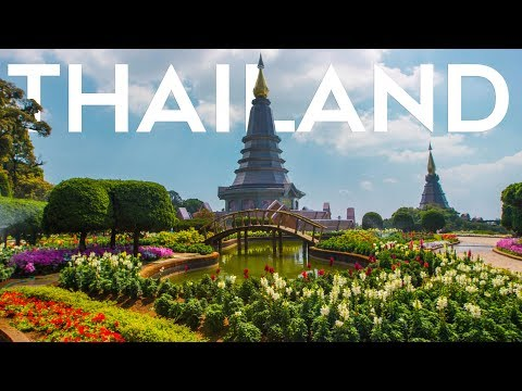 Thailand in 4K - Ye Are Gods