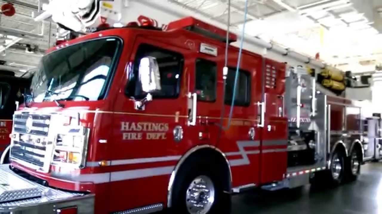 T Rex 115 Rosenbauer Fire Truck Youtube