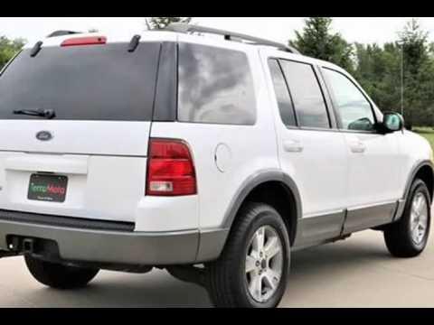 2003 Ford Explorer Xlt Sport Utility 4d Bellevue Nebraska Youtube