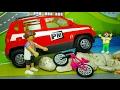 Мультики для детей с игрушками -  История на воде!