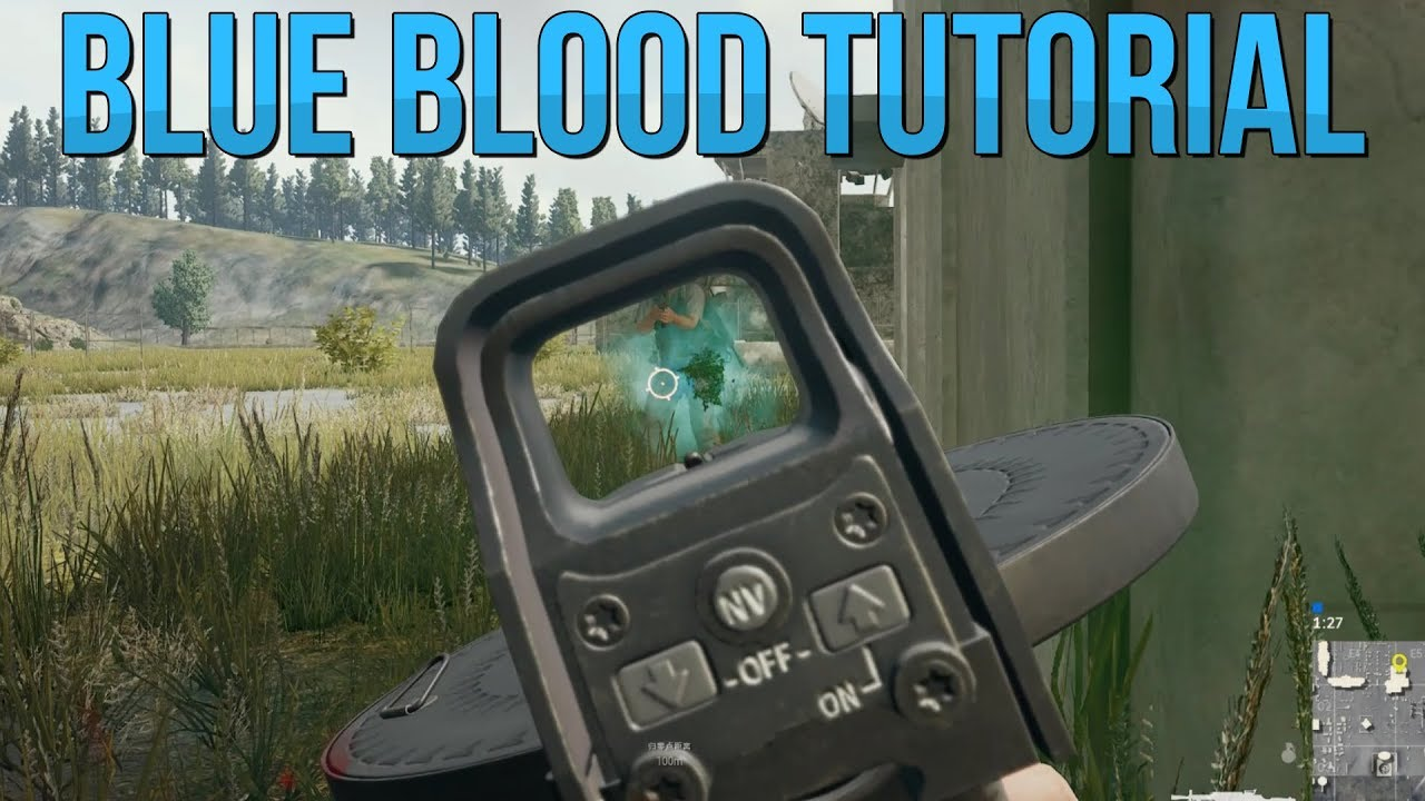 How To Get BLUE BLOOD In PUBG