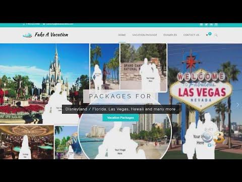 Sylvia Chacon - No Travel Money? A company Will FAKE Your Vacations for Social Media