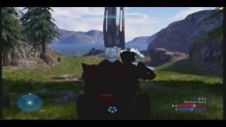 Halo 3 - Multi Team - Rocket Race - Valhalla