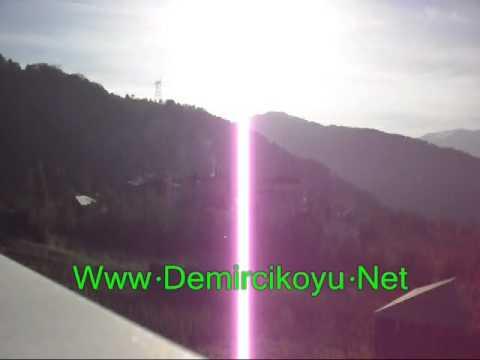 EZAN - 24.11.2009  Demirci Köyü Komarlı Camii   ( YENİ )
