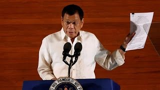 What's on Philippine President Duterte's To-do List?