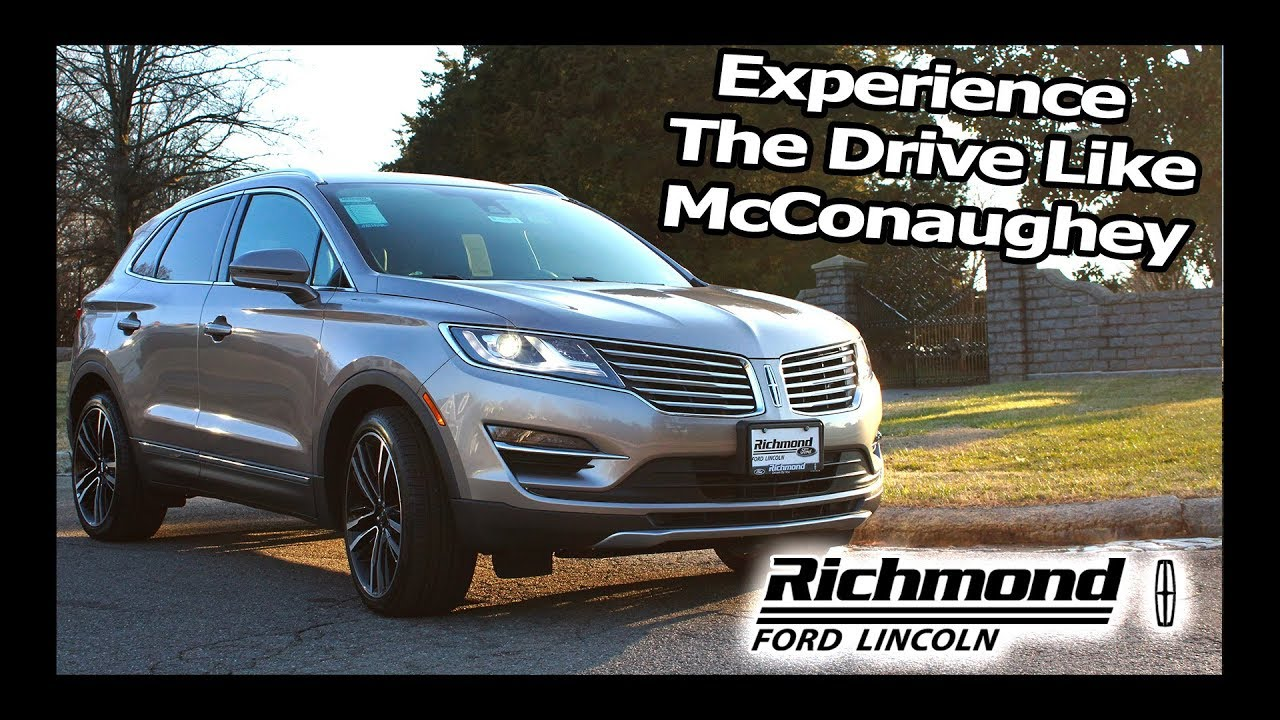 2018 Lincoln Mkc Review It S Alright Alright Alright Youtube