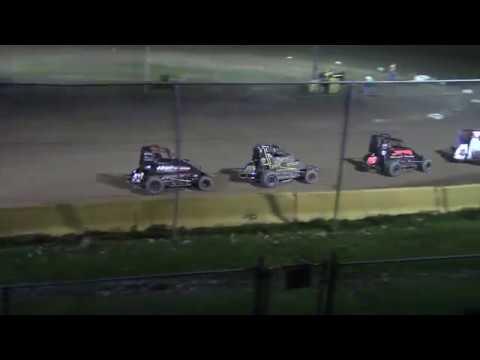 Chloe Andreas Racing - Hamlin Speedway 8/12/17, Rookie 600 feature