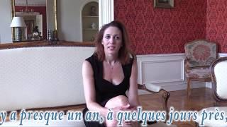 Cécile Rackette, sous-préfète d'Avallon Tonnerre dresse un premier bilan depuis son arrivée. (1)