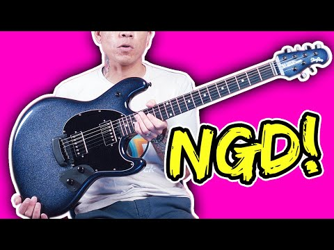 Ernie Ball Music Man Stingray RS guitar Unboxing and Demo